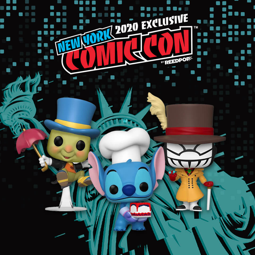 Les dernières Exclusives de Comic Con - Emerald City, San Diego, New York et plus!