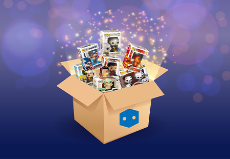 Espandi la tua collezione con un alone di mistero! Più pop saranno nel tuo abbonamento e maggiore sarà il risparmio!