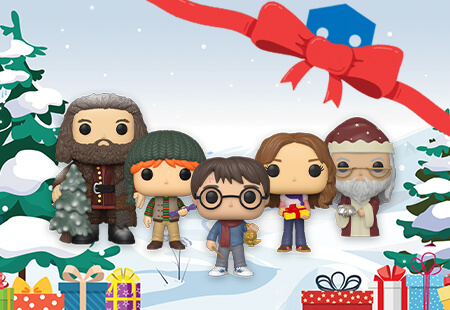🎁 HARRY POTTER HOLIDAY POP'S! 🎁