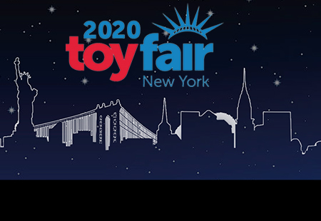 NEW YORK TOY FAIR 2020!