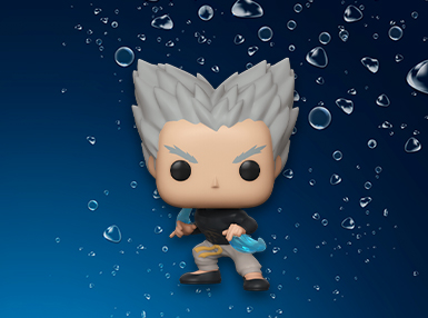 BRAND NEW GAROU FUNKO POP!