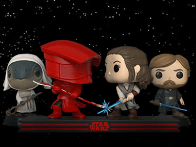 STAR WARS POPS