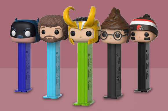 Pop! Pez Subscription