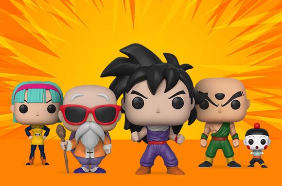 Dragon Ball Z Pops!