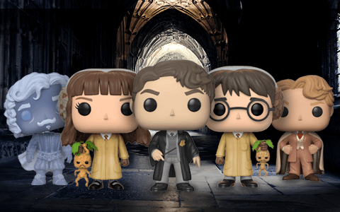 Harry Potter Pop! Vinyl (NEW ADDED)