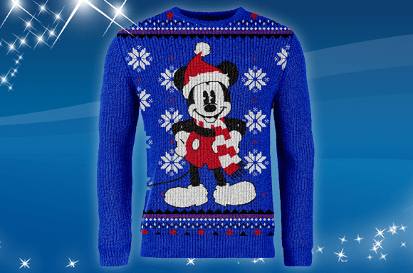 EXCLUSIVE DISNEY JUMPER