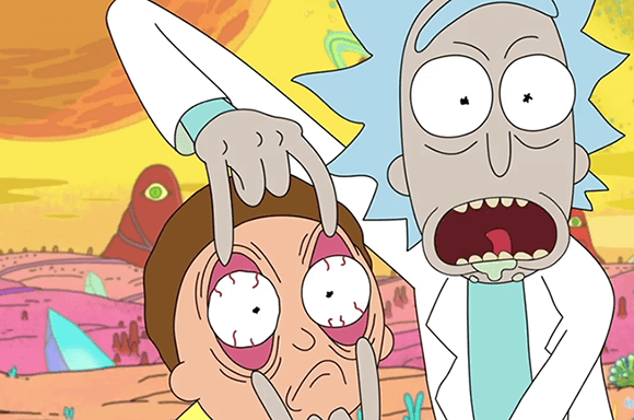 ¿QUIERES SORPRESAS Y EXCLUSIVAS DE RICK Y MORTY?