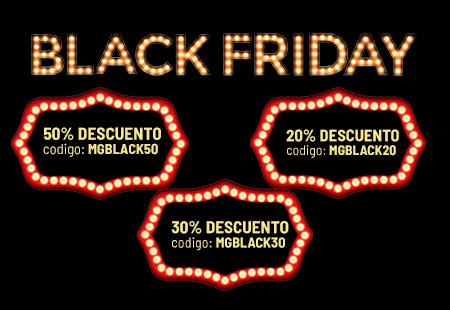 ¡Ya están aquí nuestras Ofertas de Black Friday!