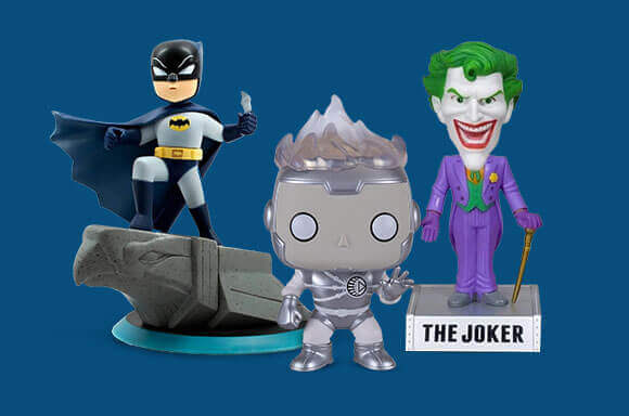 DC COMICS MYSTERY BOX ONLY $22.99!