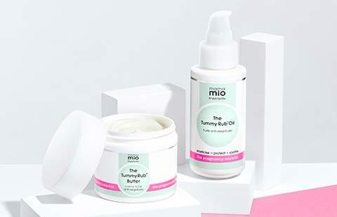 Mama Mio | Pregnancy Safe Skin Care | Free Delivery
