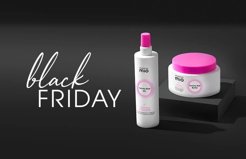 Black Friday Mama Mio