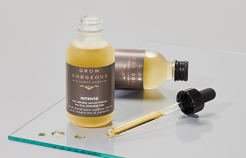 Today's Hero is HAIR GROWTH SERUM INTENSE! Get 20% off all Serums.
