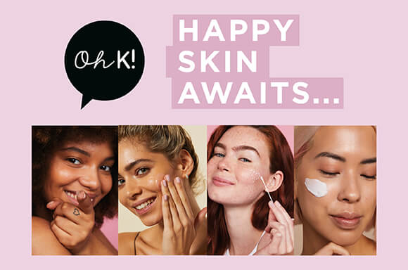 Shop All Oh K! Skincare