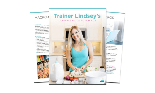 Check Out My Ultimate Guide to Macros Ebook!