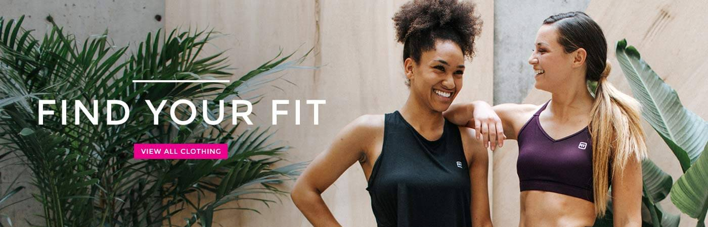 5 women dressed in new idealfit clothing