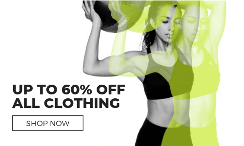 Up to 60% OFF All Clothing