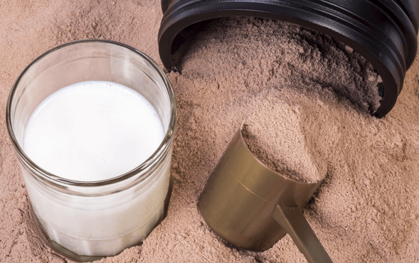 What is dairy-free protein powder?