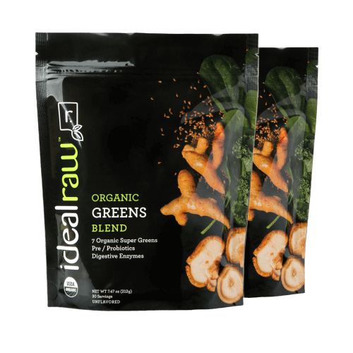 Organic Greens - 60 Servings