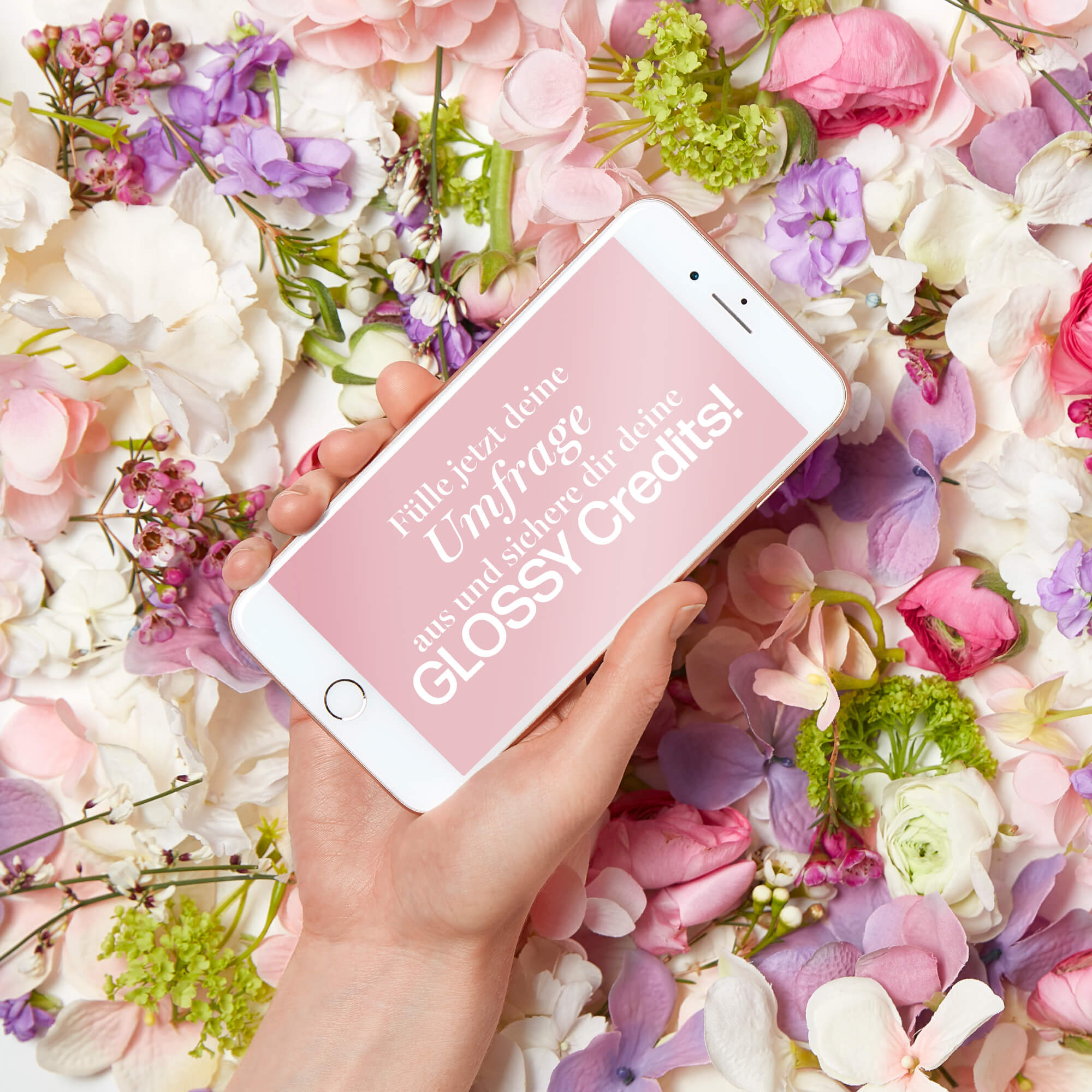 GLOSSYBOX im april blossom Edition