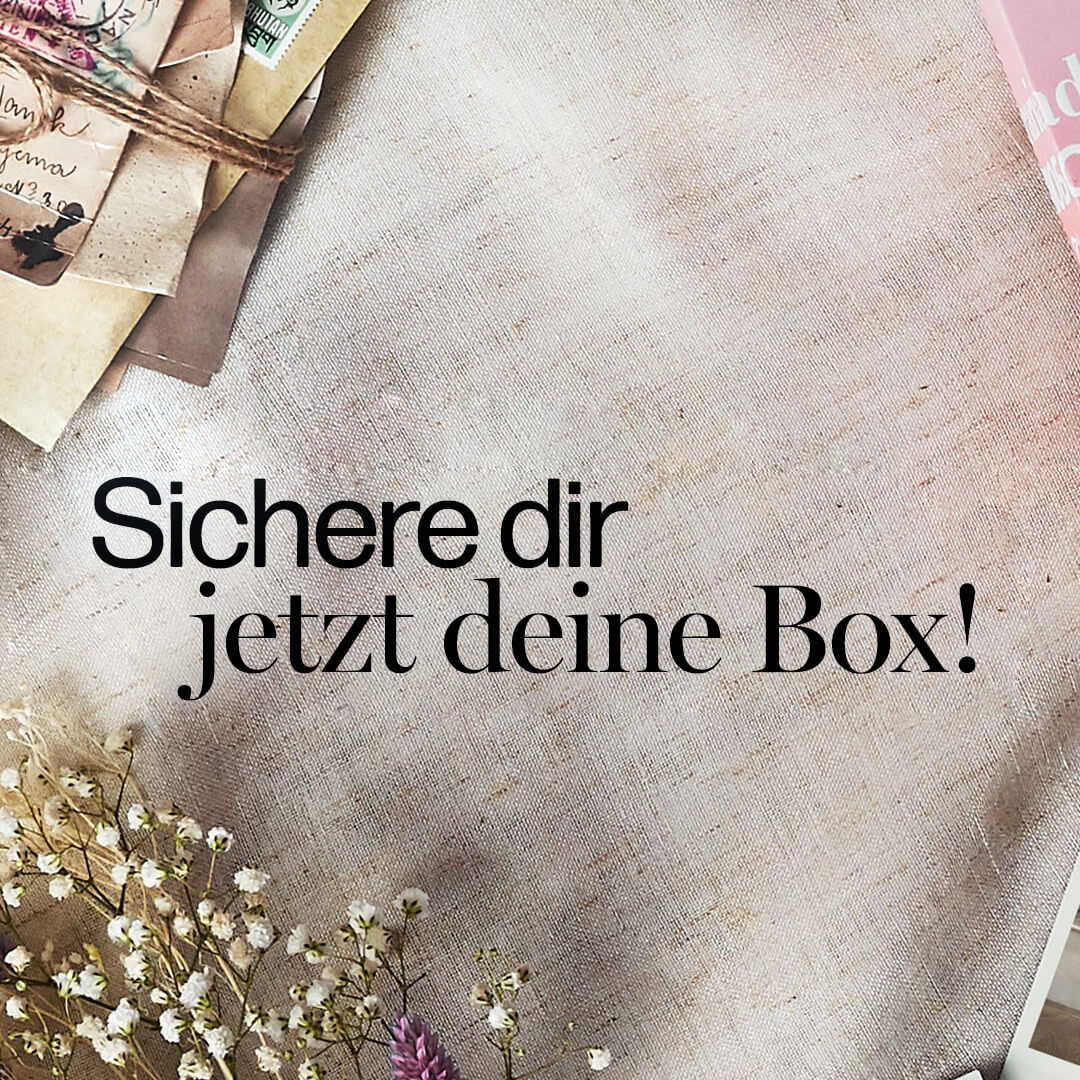 GLOSSYBOX im Februar Love crosses borders Edition