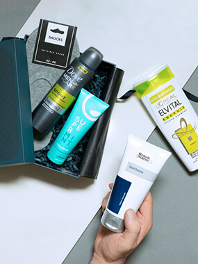 WINTER MEN BOX