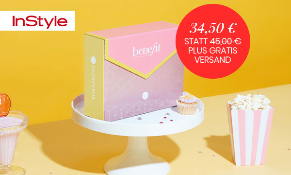 GLOSSYBOX BENEFIT limited Edition 2020