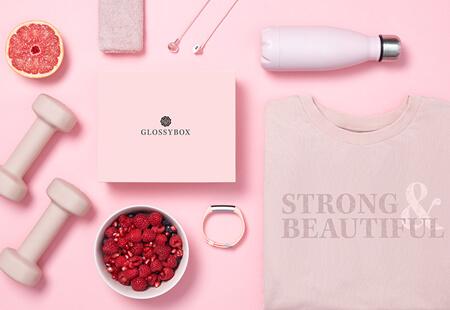 GLOSSYBOX Strong & Beautiful Edition