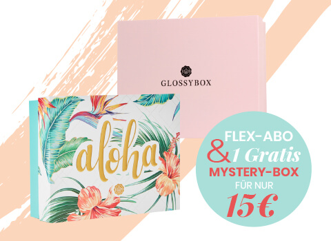 July 2020 Glossybox Special Offer Mystery Box