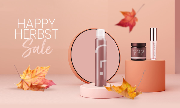 Happy Herbst Sale 2020
