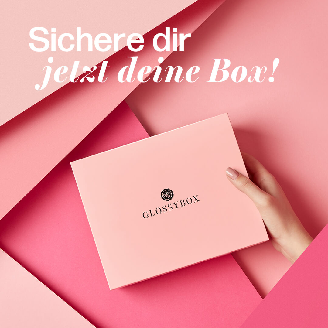 GLOSSYBOX im april easter hunt Edition
