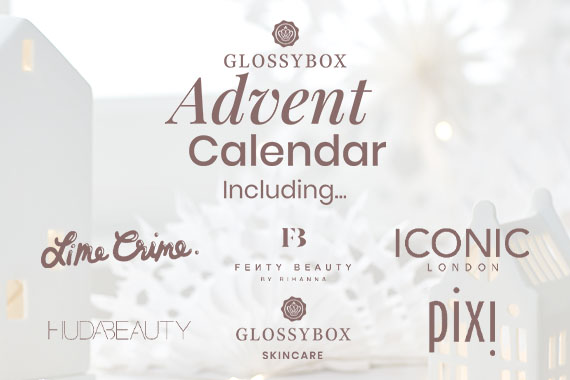 GLOSSYBOX Advent Teaser
