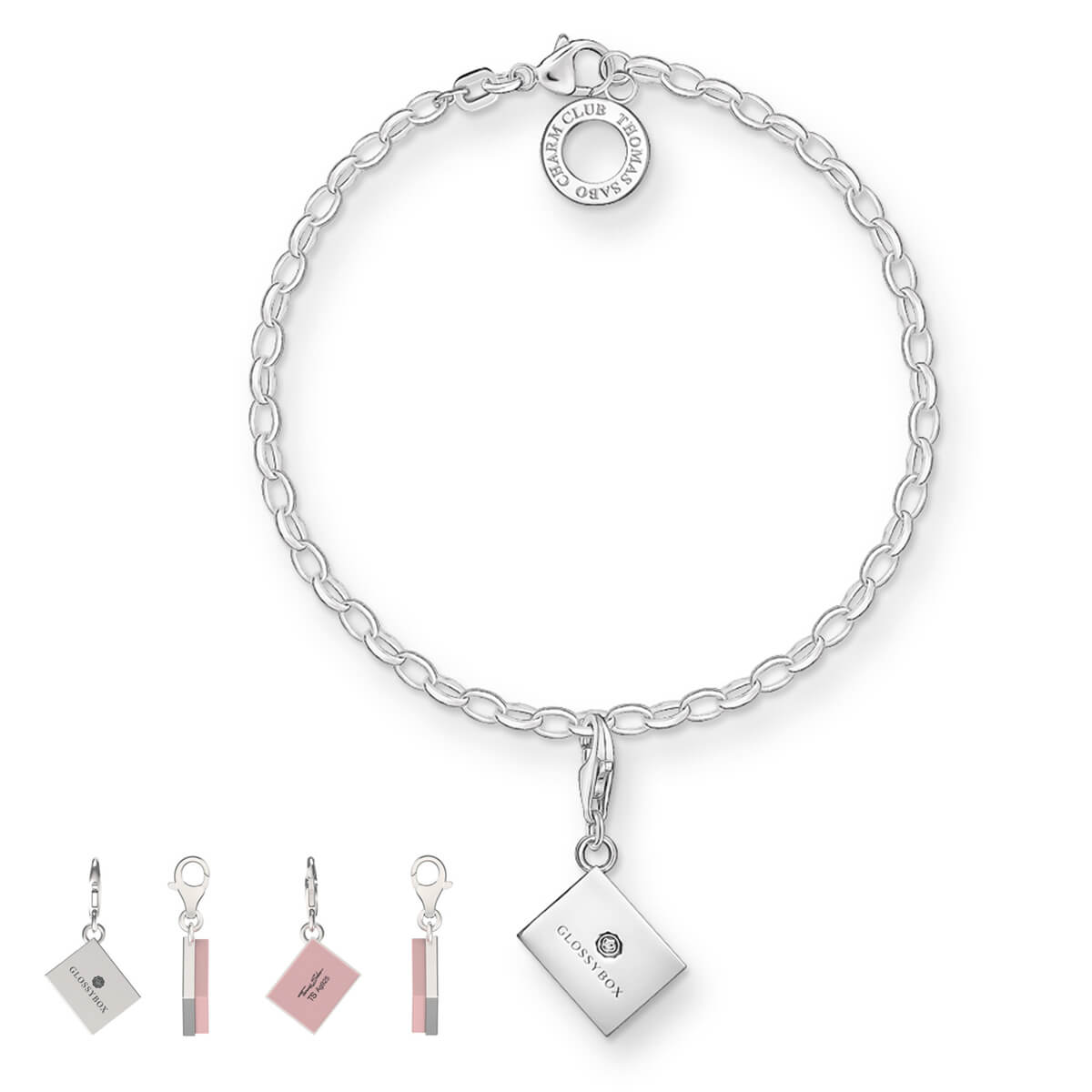 THOMAS SABO x GLOSSYBOX : Charm & Bracelet