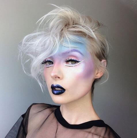 The ultimate festival look by @BEAUTSOUP