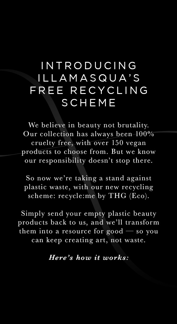 Introducing the Recycle Me Scheme by THG. Here's how it works