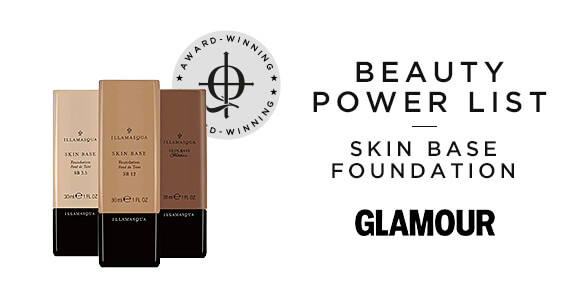 Our award-winning Skin Base Foundation is the go-to choice to create a flawless complexion every day. This lightweight, easily blendable foundation is suitable for most skin types and smooths, softens and conditions thanks to skin boosting Vitamin C and E. Tested in HD environments, this foundation also provides the ultimate skin realism effect and with 26 shades to choose from, finding your perfect match has never been so easy