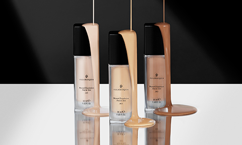 Beyond Foundation: The iconic glow now in a foundation