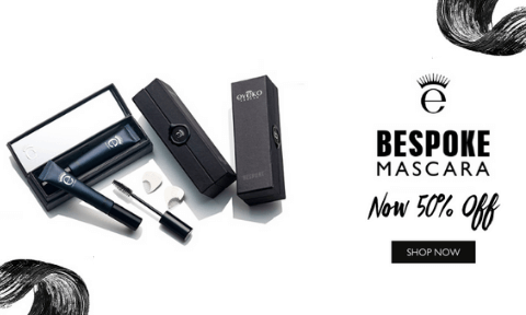Bespoke Mascara Now 50% off