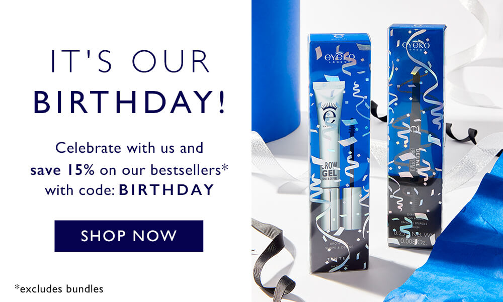 Its our birthday - celebrate with us and save 15% on our bestsellers with code: BIRTHDAY