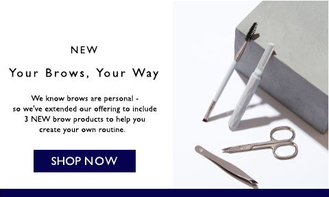 Your Brows Your Way