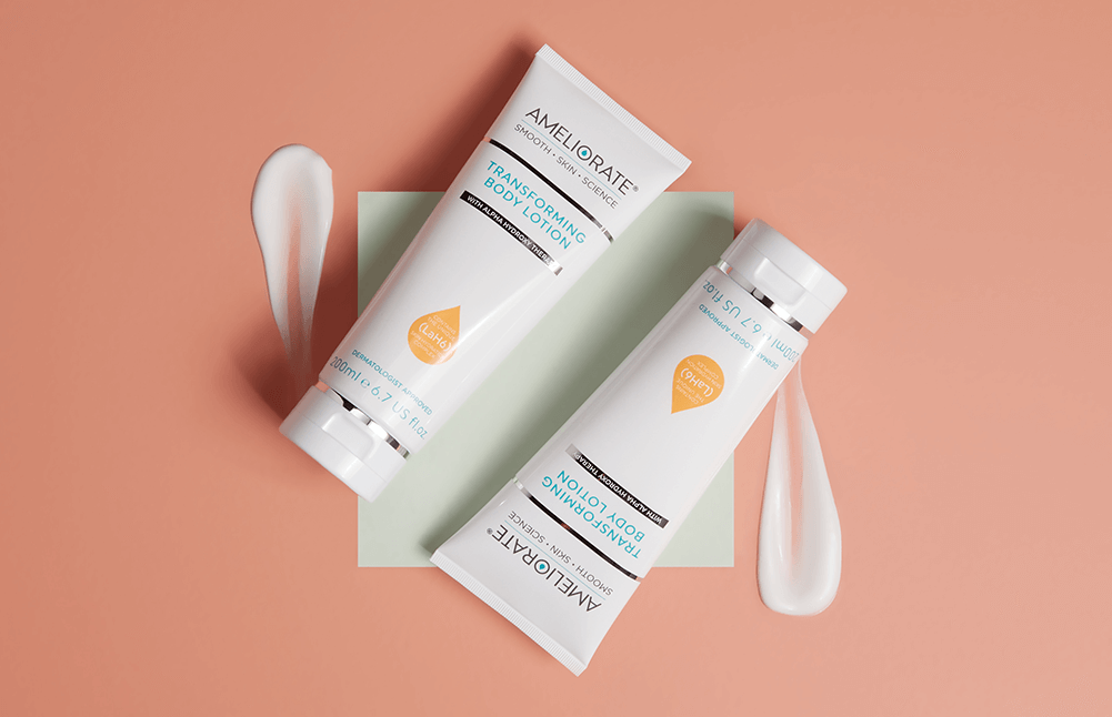 Our award winning, iconic Transforming Body Lotion with our new limited edition Orange Blossom, infused with refreshing notes of juicy Mandarin, delicate Jasmine and Velvet Musk., this edition of our best seller is set to uplift your bodycare regime.