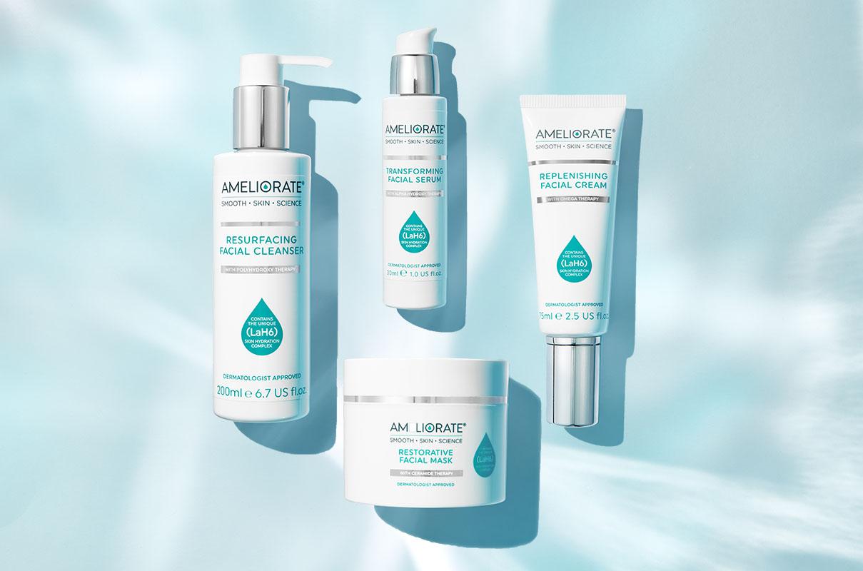 Facial Skincare Range