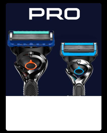 Gillette Pro Range