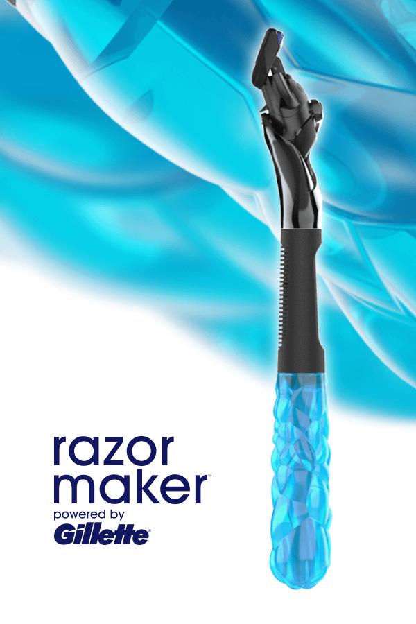 Gillette Razor Maker