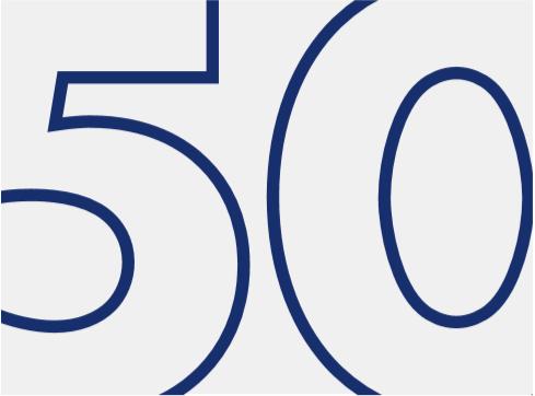 50 DONATIONS