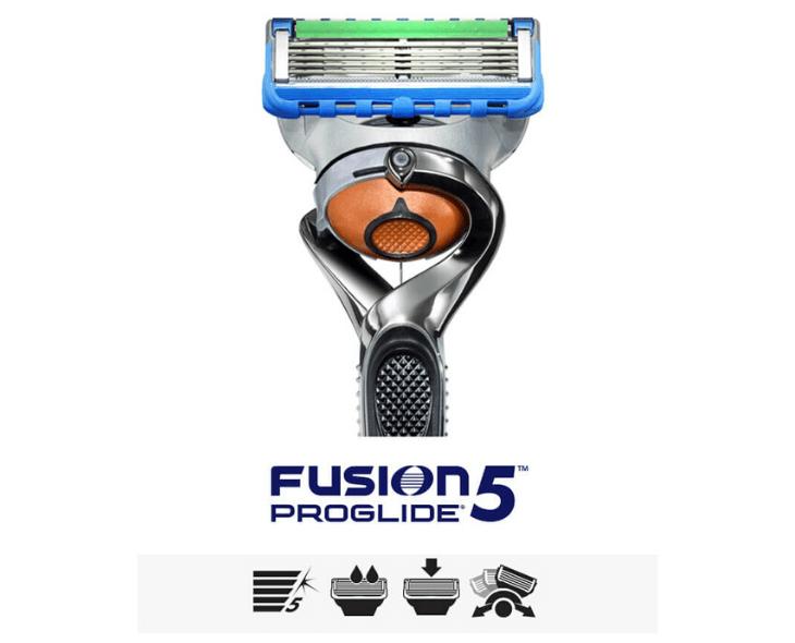 Gillette Fusion5 Proglide Razor