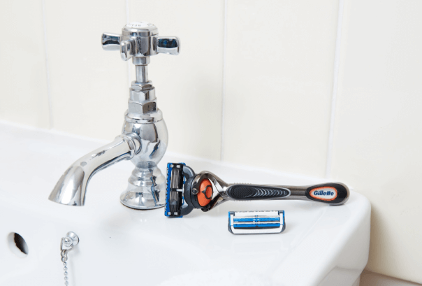 Gillette ProGlide Razor with SkinGuard Blade