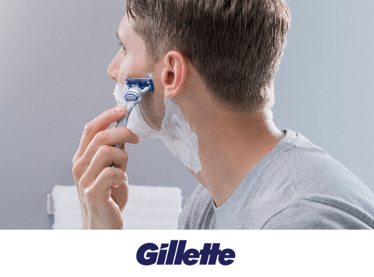Gillette Razor Subscription