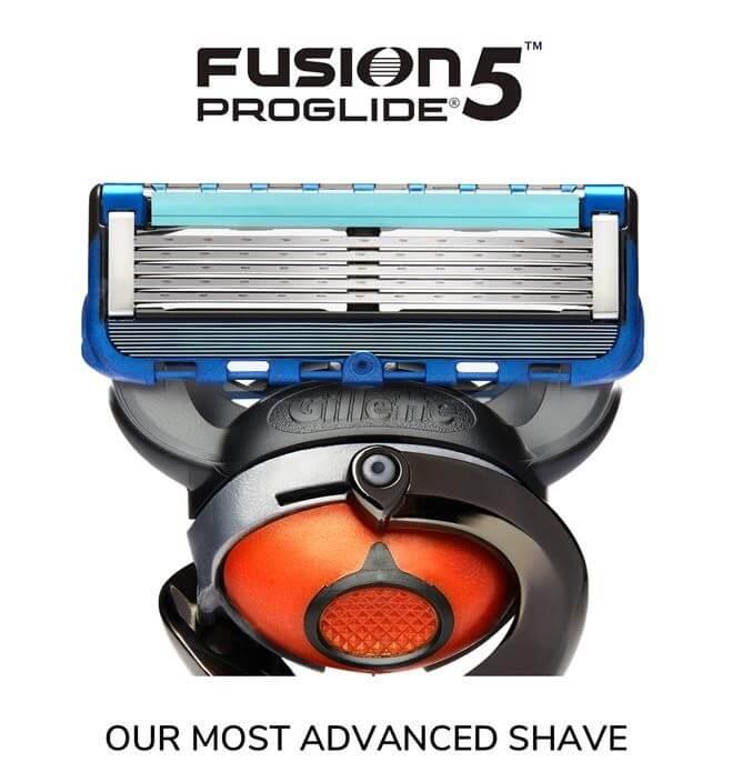 Fusion5 ProGlide Razor Subscription