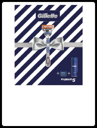 Gillette Fusion Gift Set