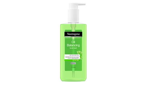 Neutrogena® Oil Balancing Facial Wash 200ml